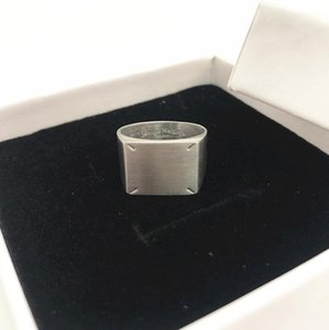 MMM 20ss تصميم الأزياء بلجيكا ذات جودة عالية خاتم الرقمية الرجال والنساء الهيب هوب شخصية خاتم مهرجان هدية عيد ميلاد