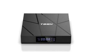 T95H Android TV Box 10,0 4GB 32GB Allwinner H616 2.4G 5G WiFi Bluetooth 6K Set Top Box