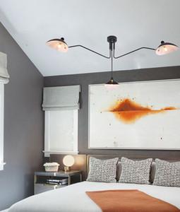 lustre moderne éclairage plafond réglable de lustres en araignée perdoit lustre salon nordic conduit lustrés de Lampadari décor à la maison