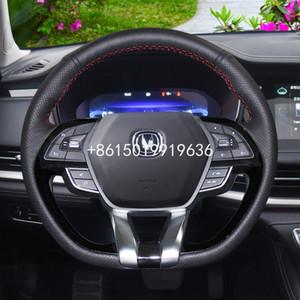 Рука сшитые верхний автомобиль руль обшитый кожей крышка для Changan CX70 CS35 CS15 cs75 cs95