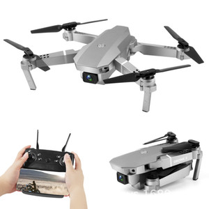 WiFi FPV Drone RC 2.4GHz Drone Mini RC Helicopter Drone 6 axes Gyro 4 canaux Quadcopter Avec 720P / 1080P / 4K caméra HD, Gesture contrôle