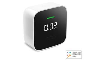 Xiaomi youpin Honeywell intelligente Formaldeide HCHO monitor Oled Bluetooth Ppb elettrochimico del sensore del rivelatore Lavora con Mi casa App 3020372A5
