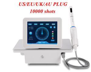 2020 Hot venda !!! Portátil HIFU Máquina High Intensity Focused Ultrasound HIFU Vaginal aperto rejuvenescimento da pele cuidados de beleza máquina