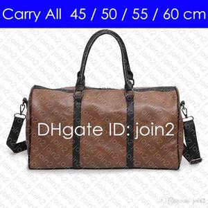 Svolgere tutte bandoulière 60 55 50 45 centimetri Designer Mens delle donne di viaggio Duffle Borsone di lusso di rotolamento Softsided Bagagli Set valigia M414 RBE