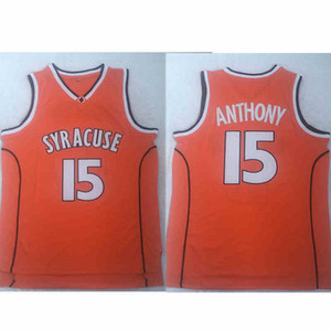 Carmelo Anthony 15 Dwyane Wade Allen Iverson Basketball Jersey James LeBron James Harden Larry North Carolina State University fesdresdr