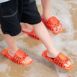 New Style Lobster Sandals Ladies Summer Shoes 2020 New Arrival Lobster Cheap Beach Slippers Women Shoes