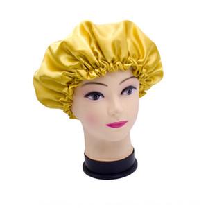 uyku kap Özel şapka shuang ceng mao kadın hapsi saç bakım kemoterapi kap haircap saten Özel çift katmanlı