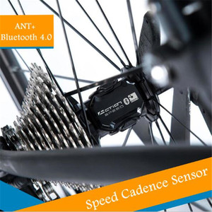 10pcs TCM10 Bike Speed Cadence Sensor IP68 ANT+ Bluetooth RPM Cycling Cadence Sensor Bicycle Computer Speedometer