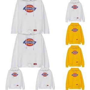 Chao marca Dicki alta calidad Dick básica sudadera con capucha suéter encapuchado impreso clásico para hombres y mujeres rr3Ld
