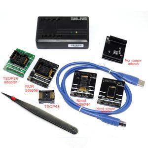 ProMan 전문도 낸드 프로그래머 복구 도구는 NAND 플래시 데이터 복구 + TSOP4856 TSOP56 어댑터를 복사 최신 무료 배송