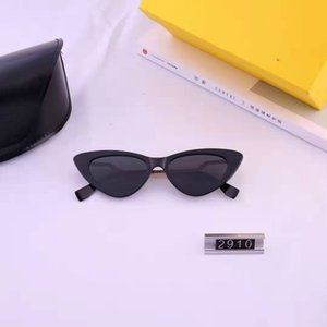 2020HOT Designer Sunglasses Luxury Sunglasses Fashion Brand for men Woman Glass Rectangle Driving UV400 Adumbral with Box