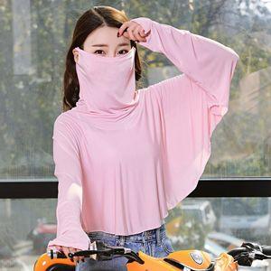 qCxeg Göttin Maske feste Fahrrad Schal Fahrrad Farbe Radfahren Außensonnenschutz Kleidung Strand Reise Allgleiches Ice Silk Sonnenschutz Schal