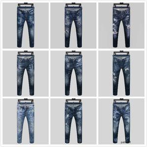 mens designer jeans denim black ripped pants best version skinny broken H3 Italy brand bike motorcycle rock revival