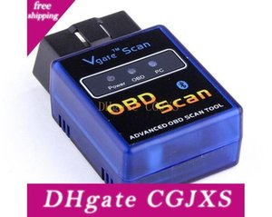 Mini originale Vgate Mini Elm 327 Bluetooth V2 0,1 Obd balayage Elm327 Bluetooth pour PC portable Pda Elm327 Bt Hjk3106975