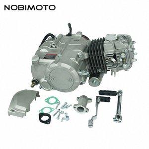 Грязь Off Road Dirt Bike 140cc Electric Foot Start Engine, пригодный для YinXiang 140cc Электрический запуск двигателя велосипеда мотоцикла FDJ-014 3jBi #