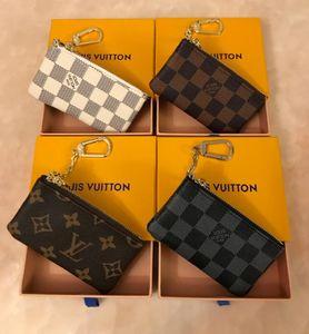 Anahtar Cüzdan Coin Çantalar Cüzdan Erkek Anahtar Kılıfı Bayan Kart Sahibi Çantalar Deri Kart Zinciri Mini Cüzdan Coin Çanta Debriyaj Çanta