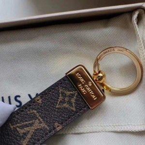 new fashion Keychain Key Chain & Key Ring Holder key chain Porte Clef Gift Men Women Souvenirs Car Bag with box