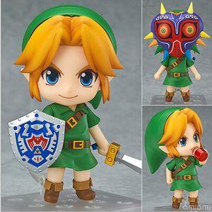 Hot! Presente de Natal NEW 10 centímetros Zelda link Majoras Máscara número só edição limitada de brinquedos figuras de ação com caixa T200620