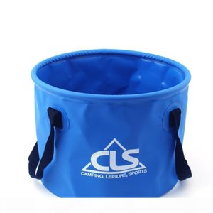 10-30L Foldable Water Bucket,Car Wash Camping Fishing Cleaning Portable Folding barrel,Outdoor Traveling Retractable Water Bags