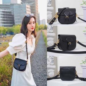 2021 newborn dioss BOBBY luxury womens girls designer classic flap bag Monograms Messenger Shoulder bag bumbag crossbody handbag   nlCC#