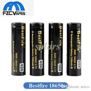 정통 BestFire BMR 18650 배터리 시리즈 40A 3100mAh 3500mAh 50A 2700mAh 60A 3100mAh 높은 드레인 방전 리튬 배터리 100 % 원본