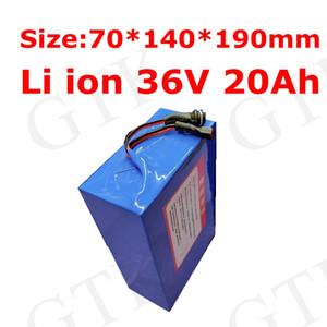 GTK 1pcs 36V 20Ah 20000mAh lítio bateria de iões de 500w de potência substituição karts elétrico selado AGM scootermotorcycle