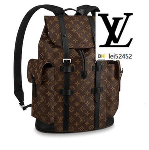 lei52452 QIVV M43735 Christopher Rucksack MEN FASHION RUCKSÄCKEN BUSINESS BAGS TOTE MESSENGER BAGS Reisetaschen ROLLING BAG