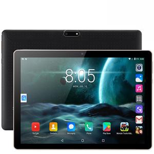 Brand New original de 10,1 pouces Tablet Android 8.0 Google Market4g mobile Dual Sim Sim Card Bdf Marque Wifi GPS Bluetooth