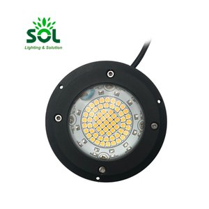 High lumen 64 pcs Waterproof IP67 IP65 LED Flood Light Outdoor Module 40W 2700-6500K CCT options