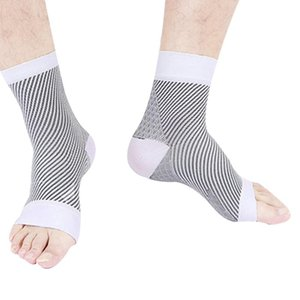 Unisex Elastic Plantar Fasciitis Relieves Pain Ankle Pain Relief Outdoor Sport Sleeve Compression Running Socks