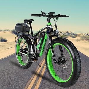 20s xf800 750w Bafang gordura pneu 48v13ah bicicleta elétrica 4ª geração de 26 polegadas 4,0 velocidade de neve 21 velocidade