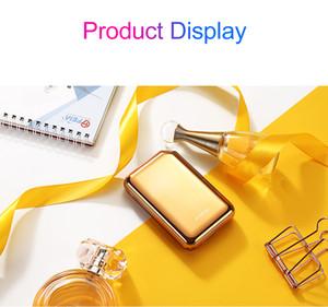 Mini portatile 9000mAh PD veloce batteria mobile di potere della Banca 3.1A esterna per iPhone Samsung Xiaomi Huawei