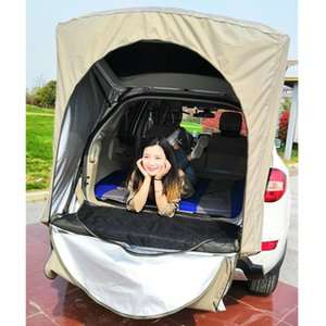 Apenas carro telhado traseiro Equipamentos Outdoor Camping Tent Canopy cauda Ledger Picnic Toldo Para Koleos SUV