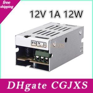 12w 12v 1a Schalter Schaltnetzteil Treiber Adapter Spannungswandler für LED-Streifen Light Display 110V / 220V