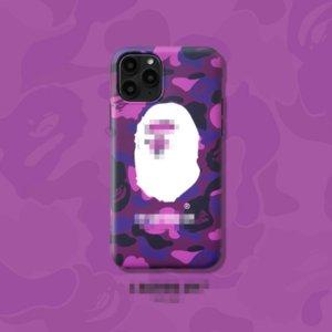 Designer Nuovo Frosted Simian Head Case del telefono di lusso morbida Iphon cassa del telefono di 11 Pro Max X XS 7P 8P Plus 7 8 2083101B