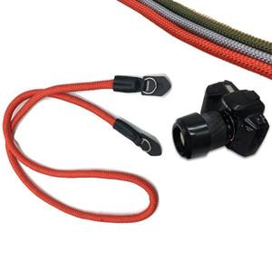 العالمي النايلون الرقبة حزام حزام المعصم متوافق مع SLR DSLR الرياضة عمل الكاميرا تسلق حبل حزام الكتف JK2008KD