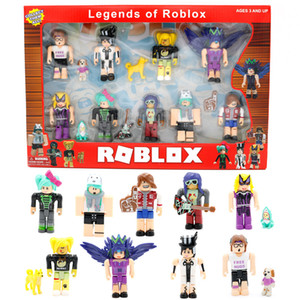 kid toys Block toys legends of roblox Action Toy Figures toys 2020 hot selling gift of the child