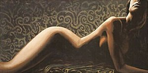 Nude female art by giorgio mariani Home Decoration Handpainted &HD Print Oil painting On Canvas Wall Art Canvas Pictures 200902