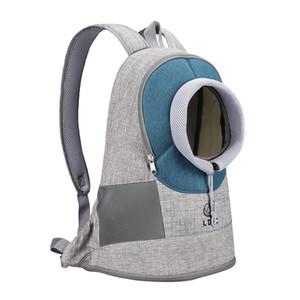 Fashion Cat Little Box Chest Vorder Packung Hundetragetasche Rucksack für Kleintiere Pet Travel Cage