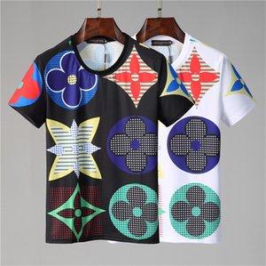 Designer Mens T-shirt 2020 nuovo arrivo della novità lettere di stampa T-shirt Moda donne di conforto uomini freddi Tee con il disegno di stampa Taglia M-3XL