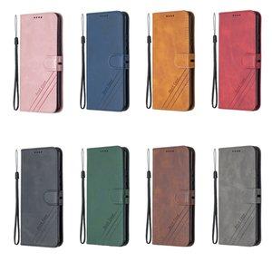 Кожаный бумажник чехол для Iphone 12 2020 5,4 6,1 6,7 Samsung Примечание 20 Ультра A51 A71G 5G ретро чехол откидная крышка Слот держатель ID карты Подставка Чехол