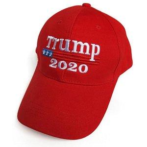 Донал Trump Baseball Cap Hat Make America Great Шляпа Donald Trump Выборы Snapback Hat Вышивка Спорт Caps Открытого Sun Hat DHC961