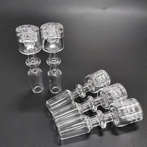 High Quality Electric quartz enail 20mm Coil Heater 14mm 18mm Male Female Quartz E Nail Banger For Glass Bongs Dab Rigs MjGf#