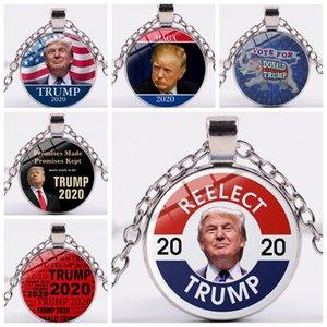 Trump Gemstone ожерелье Trump Подвеска 2020 американский президент Выборы Дональд Трамп общепартийная избирательной кампании Фавор CNY2248