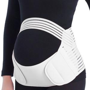 Maternidade Correia Voltar Apoio Belly Banda Gravidez Protector Belt Suporte Brace abdomen Prova barriga banda de volta Brace Gravidez
