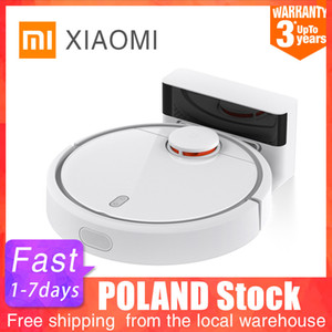 2020 XIAOMI MIJIA MI Robot Vacuum Cleaner for Home Filter Dust Sterilize 1800PA Automatic Sweeping Smart Planned WIFI APP Remote