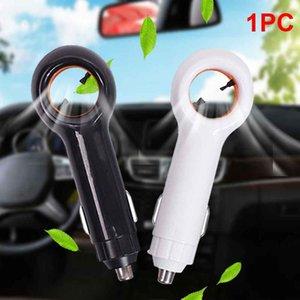 자동차 공기 청정기 음이온 발전기 연기 냄새 제거 냄새 제거제 인테리어 액세서리 음이온 12V 포름 알데히드 제거