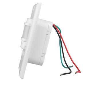 Mudar Home Motion Sensor Auto On Off Escritório Inteligente Time Delay PIR Luz Infravermelha