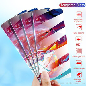 3PCS vidrio templado para el Samsung Galaxy A50 A30 protector de la pantalla de cristal para Samsung Galaxy M20 M30 A20 A40 A80 A70 A20E A60 Cristal