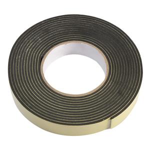 Newest Foam Tape Door Seal Weather Strip Waterproof Adhesive Rubber Strip